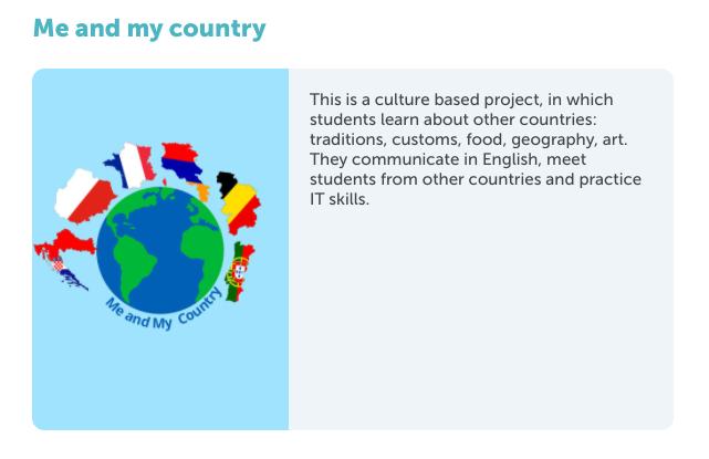Logo du projet et résumé en anglais.